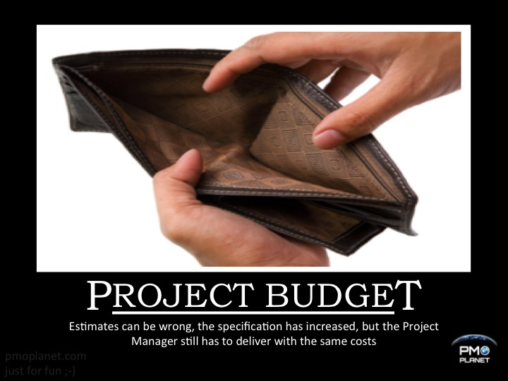 20151016 - Demotivationel - Project-Budget