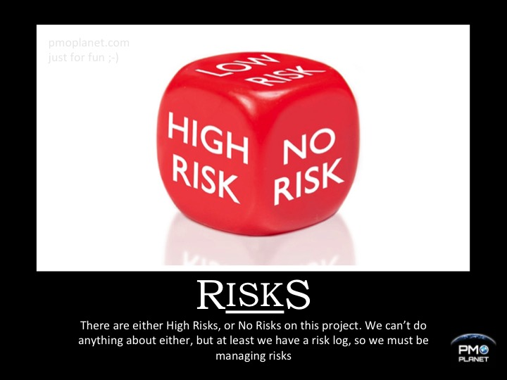 20151016 - Demotivationel - Risks
